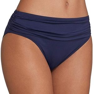 Tommy Bahama Bikini Bottom High Waist  Navy